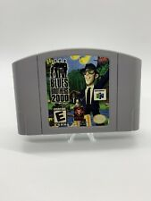 Blues Brothers 2000 AUTHENTIC (Nintendo 64 N64 Game) Cleaned Tested SHIPS FAST!!