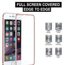 Tempered Glass Protector Edge to Edge ROSE GOLD for Apple iPhone 7