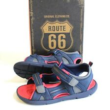 New Route 66 Boys Danny Sports Sandal-Style 11463    76A    la