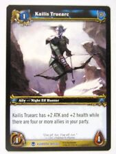 WoW: World of Warcraft Cards: KAILIS TRUEARC 189/361 - played