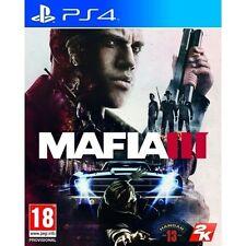 Mafia III 3 Deluxe Edition Ps4 &