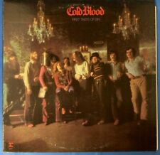 Cold Blood-First Taste of Sin on Reprise MS 2074 LP VG+, cover VG