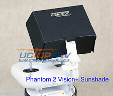 Sun Hood Sun Shade for DJI Phantom All Models FPV Quick Release