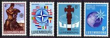 Luxembourg 1983, Annual Events set VF MNH, Mi 1070-1073