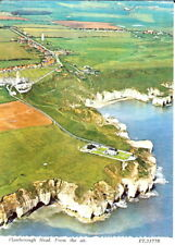 Yorkshire: Flamborough Head from the Air - Posted 1990