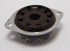 Mc Murdo British B9 valve socket valve base tube socket
