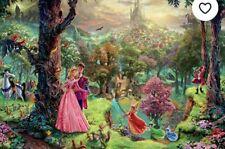 Thomas Kinkade Sleeping Beauty Puzzle