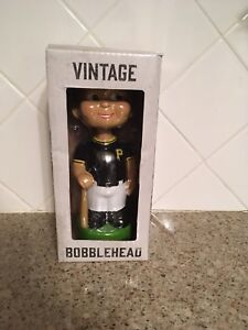 Pittsburgh Pirates Black Vintage Bobblehead Second in Series SGA 5/19/18 Mascot