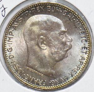 Austria 1915 Corona Gold Ring 490322 combine shipping