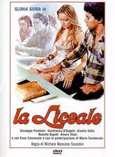 Gloria Guida in La Liceale  DVD in Italian  only