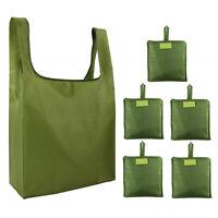 Sn _ Femme Pliable Recyclage Sac Imperméable Shopping Sac Fruit Légumes Course