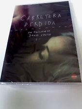 "DVD ""CARRETERA PERDIDA"" PRECINTADO SEALED DAVID LYNCH BILL PULLMAN PATRICIA ARQU"