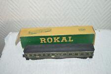 RARE WAGON  VOITURE VOYAGEUR  D 1226 ROKAL TT  TRAIN BOITE EILZUGKWAGEN 2