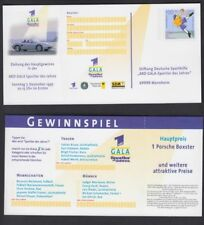 Bund Ganzsache FP14 Für den Sport 1997 100+ 50 Pf postfrisch