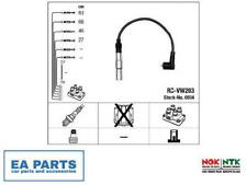 IGNITION CABLE KIT FOR AUDI SEAT NGK 0934