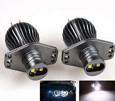 BMW E90 E91 E70 Angel Eye LEDs Corona Rings Bright CREE X5