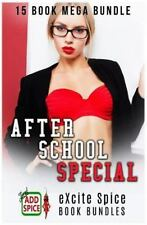 After School Special : 15 Book Excite Spice MEGA Bundle: By Kitt, Selena Kaye...
