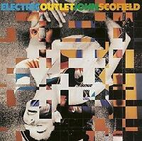 John Scofield - Electric Outlet - 2014 (NEW CD)