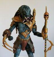 NECA ALIEN HUNTER NIGHTSTORM PREDATOR Series 10 Great Condition (Loose)