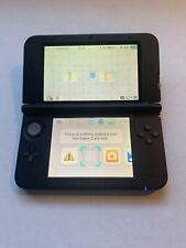 Nintendo 3DS XL Black Excellent Condition