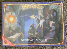 HeroQuest Morcars Magier (Wizards Of Morcar) Expansion Pack - FACTORY SEALED