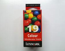 Lexmark 19 color F4200 P700 P3100 X4200 Z700 Z705 Z707 -- GARANTIE -- OVP