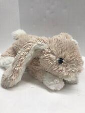 "Jellycat London White Floppy Bunny 12"" Plush Children's Stuffed Animal"