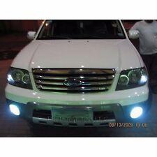 2005 2006 2007 Ford Escape Halo Fog Lamp Driving Light Kit Angel Eyes