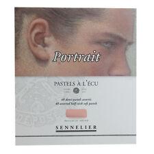 Sennelier 40 Half Pastel Portrait Boxed Set