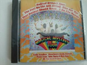 Magical Mystery Tour by The Beatles CD, Apple Records