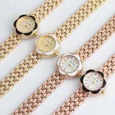 4pcs Mixed Bulk Fashion Women Gifts Watch Dress Quartz Bracelet Wristwatch O88m4