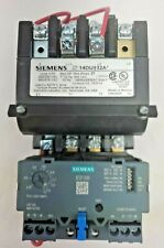 SIEMENS 48ATA3S00 ESP200 solid state overload relay - 0.25-1.0AMPS