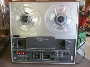 Sony TC366 Reel to Reel Solid State Tape Player Recorder