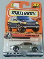 Matchbox 2000 Ferrari 456 GT Silver