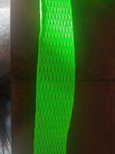 lime green Flag Football flags set of 5