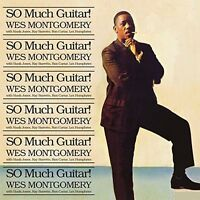 Wes Montgomery - So Much Guitar [New CD] UK - Import
