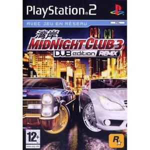 Midnight Club 3 - DUB edition REMIX - PLAYSTATION - PS2 - NEUF