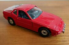 Corgi Die Cast Toy Car Porsche 924 - Red