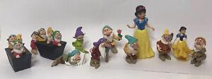 Disney Snow White and the Seven Dwarfs Figures Bundle