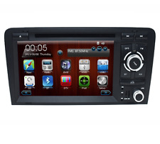 "AUTORADIO AUDI A3 S3 (2004-2011) 2DIN DOUBLE DIN 7"" DVD GPS TACTILE BLUETOOTH"