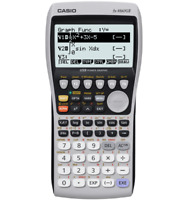 Casio FX-9860GII Graphing Calculator, Black