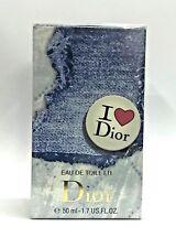 Christian Dior - I Love Dior For Women Eau de Toilette 50ml Spray - New & Rare