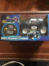 Remote Control Truck Wild Runner Cruiser