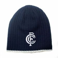 Official AFL Carlton Blues Acrylic Rib Knit Surf Beanie