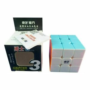 QiYi Warrior W 3x3 3 Layer Puzzle Cubes Speed Unique Twisty Cube Cheap Fast New