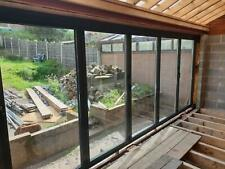 Quality Aluminium Bi fold Patio Doors inc Glass 5 panels