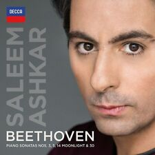 5,14 MOONLIGHT & 30 PIANO SONATAS 3 (BEETHOVEN)  2 CD NEU