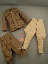 DiD - WWII - WWII BRITISH OFFICER - JOHN COLMAN - Jacket & 2 Pairs of Trousers