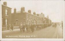 Walton le Dale near Preston. St Patrick's Field Day # 5 by J.H.Taylor, Hoghton.