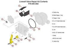Flow-Rite Valve Repair Kit for Shut Off & Actuators - MPA-060